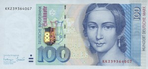 Klara Šuman na 100DM